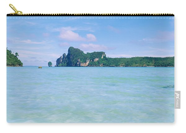 Hills In The Ocean, Loh Dalum Bay, Ko Carry-all Pouch