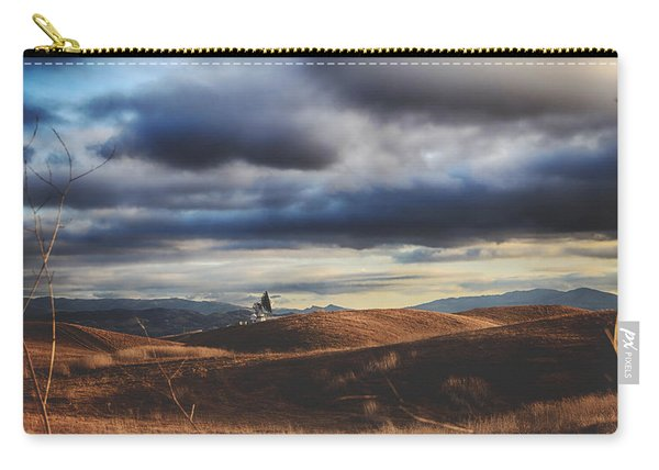 Hills Of Gold Carry-all Pouch