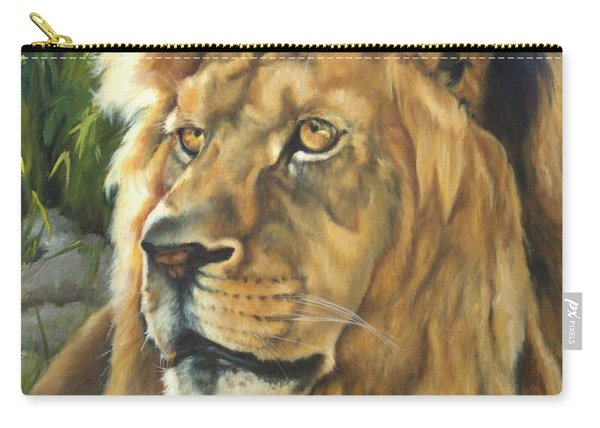 Him - Lion Carry-all Pouch