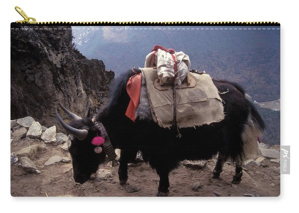 Himalaya Mountains Carry-all Pouch