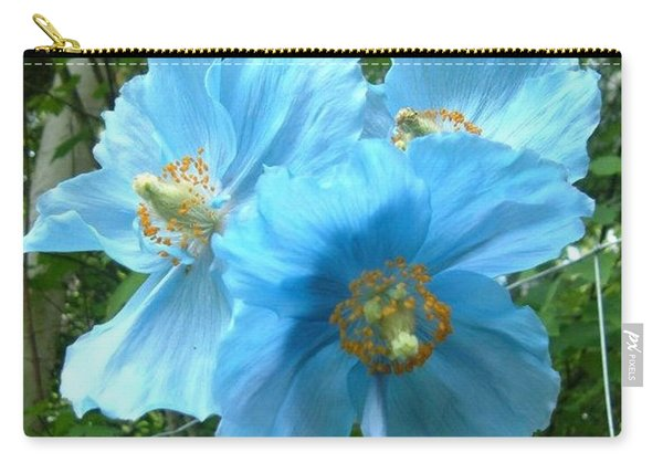 Himalayan Poppy Carry-all Pouch