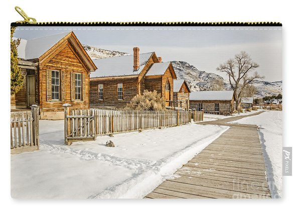 Historic Ghost Town Carry-all Pouch