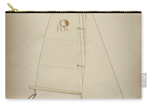 Historic Hunter Carry-all Pouch