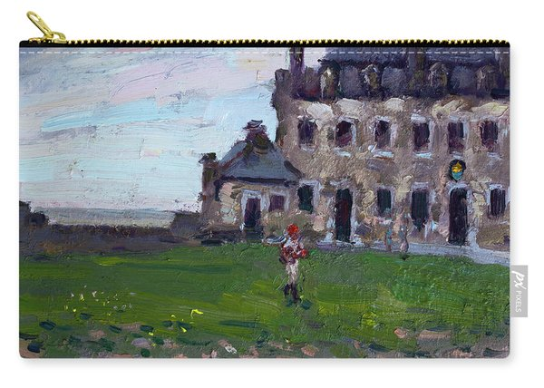 Historic Old Fort Niagara Carry-all Pouch
