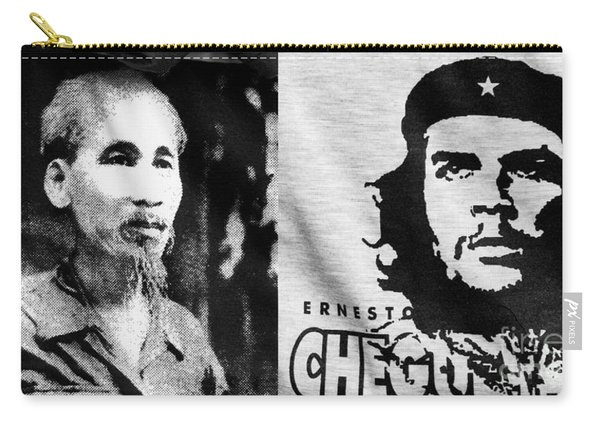 Ho Chi Minh And Che Guevara Carry-all Pouch