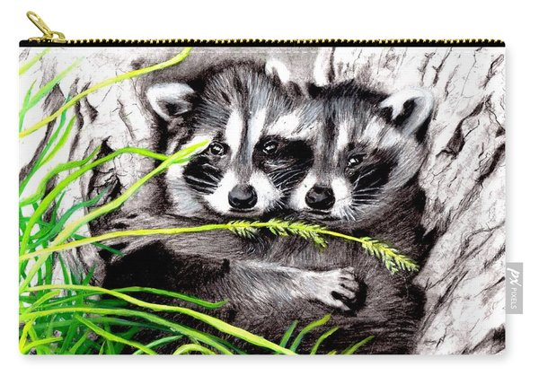 Hold Me Tight  Carry-all Pouch