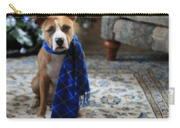 Holiday Warmth Carry-all Pouch
