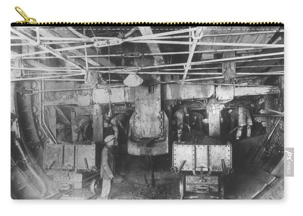 Holland Tunnel, Nyc, 1923 Carry-all Pouch