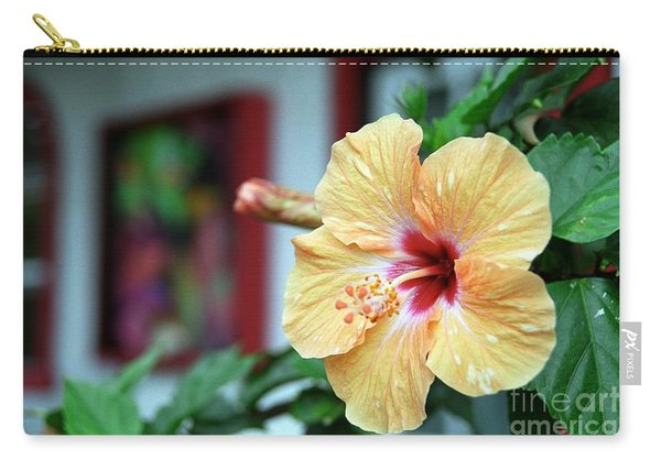 Holualoa Hibiscus Carry-all Pouch