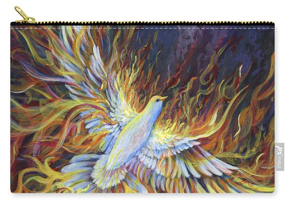 Holy Fire Carry-all Pouch
