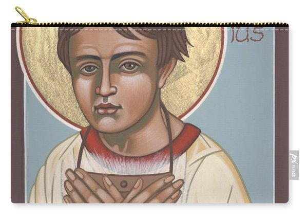 Holy Martyr St. Tarcisius Patron Of Altar Servers 271 Carry-all Pouch