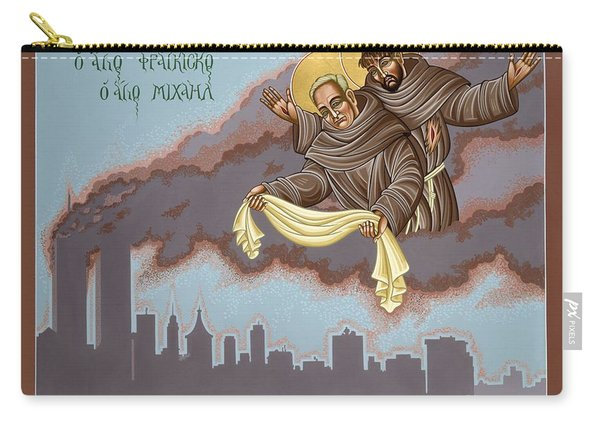 Holy Passion Bearer Mychal Judge 132 Carry-all Pouch