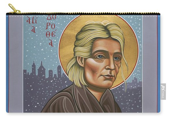 Holy Prophet Dorothy Day 154 Carry-all Pouch