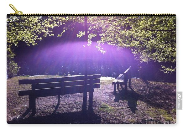 Holy Spirit Appears Sunday Morning Carry-all Pouch