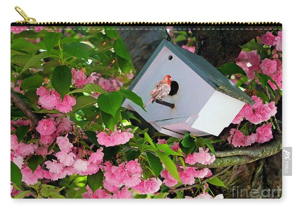 Home And Garden Carry-all Pouch