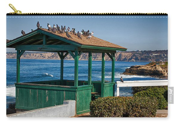 Home By The Sea Carry-all Pouch