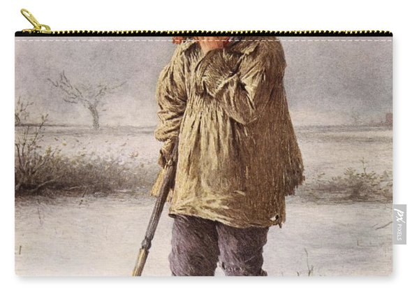 Home Comforts, 1874 Carry-all Pouch