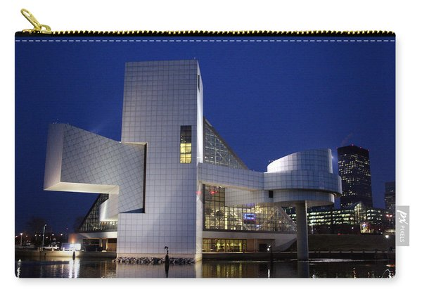Home Of Rock 'n Roll Carry-all Pouch