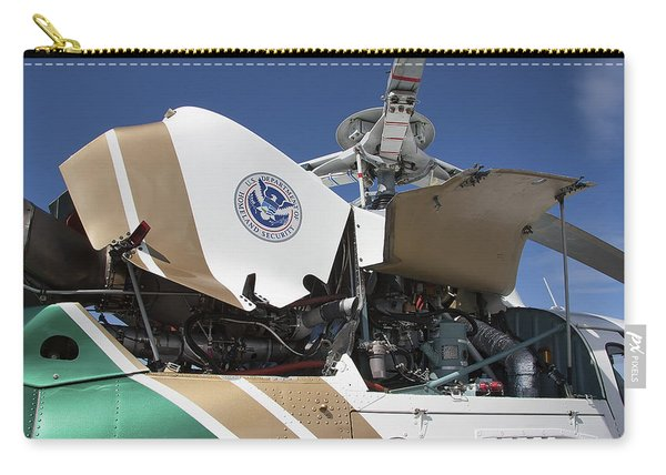 Homeland Security Hi-performance Helicopter Carry-all Pouch
