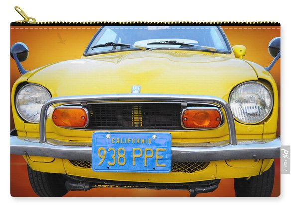 Honda Z600 Coupe I I Carry-all Pouch