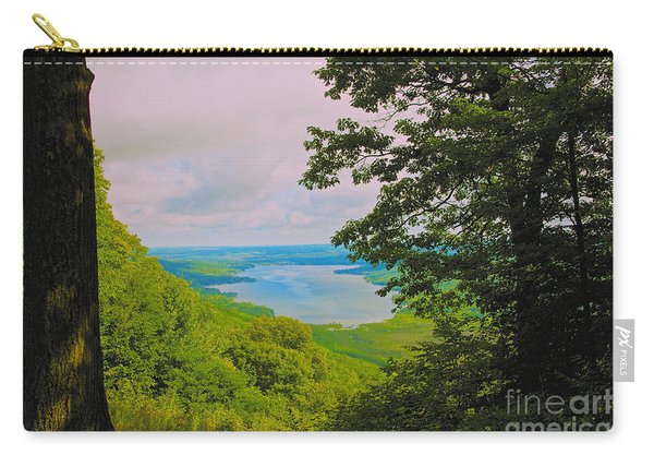 Honeoye Lake Carry-all Pouch