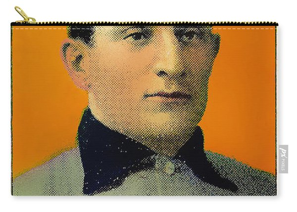 Honus Wagner Baseball Card 0838 Carry-all Pouch