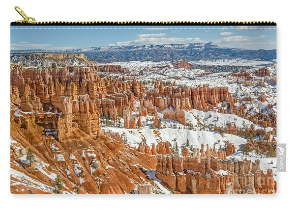 Hoodoos At Sunset Point Carry-all Pouch