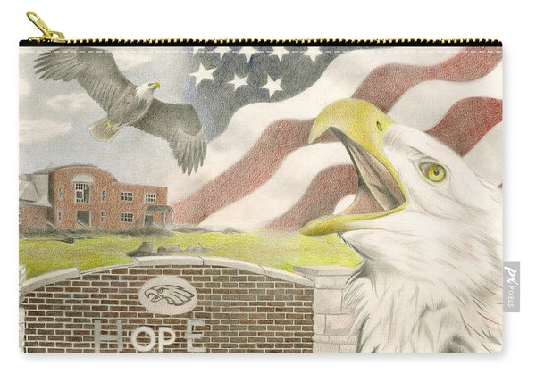 Hope High School Carry-all Pouch