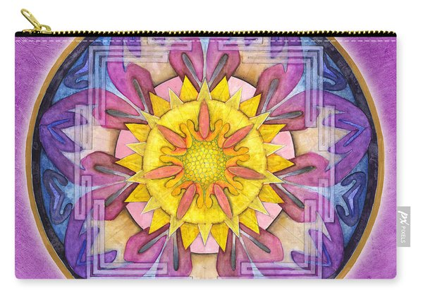 Hope Mandala Carry-all Pouch