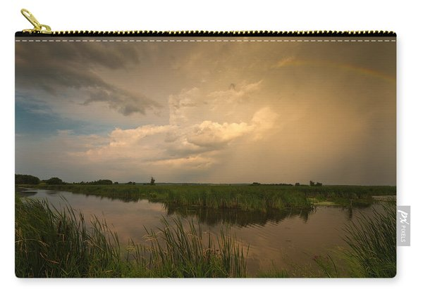 Horicon Marsh Storm Carry-all Pouch