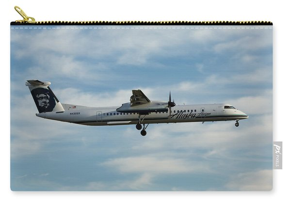 Horizon Airlines Q-400 Approach Carry-all Pouch