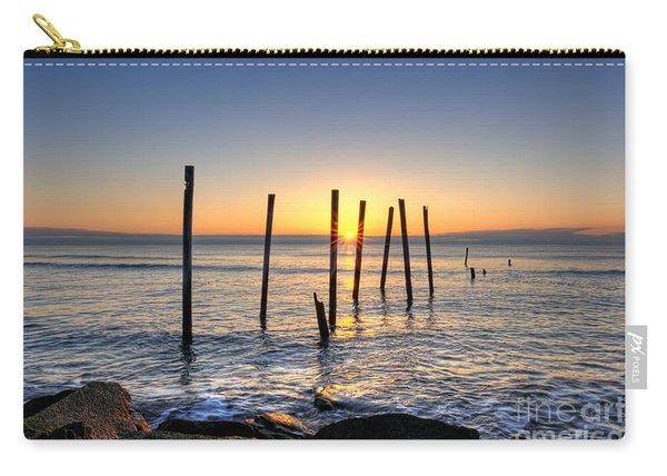 Horizon Sunburst Carry-all Pouch