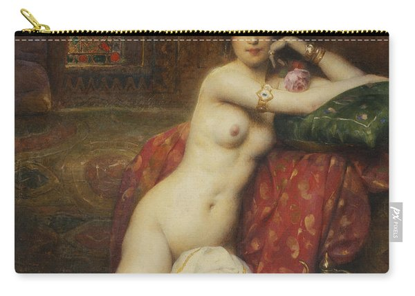 Hors Concours Femme D'orient Carry-all Pouch