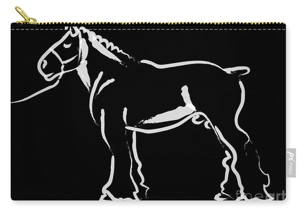 Horse - Big Fella Carry-all Pouch