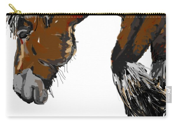 horse - Guus Carry-all Pouch