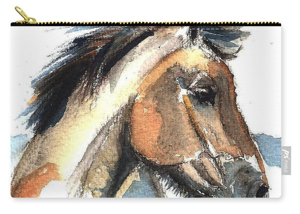 Horse-jeremy Carry-all Pouch