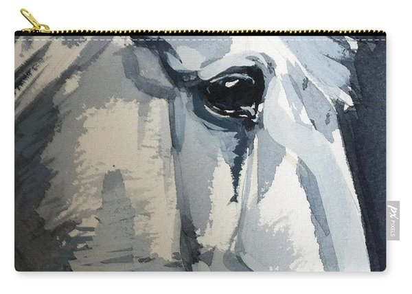 Horse Look Closer Carry-all Pouch