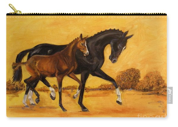 Horse - Together 2 Carry-all Pouch