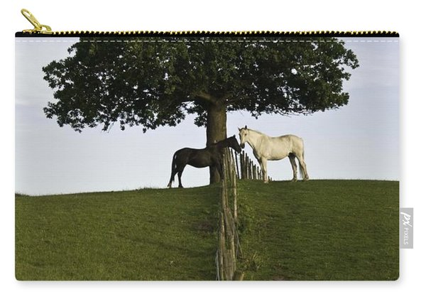 Horse Whisperers   Carry-all Pouch