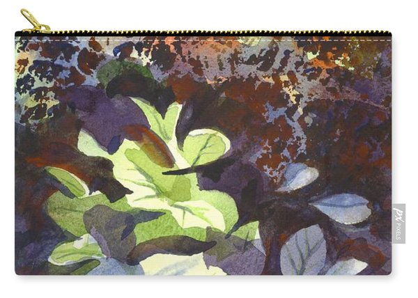 Hostas In The Forest Carry-all Pouch