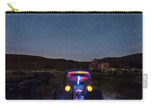 Hot Rod Nights Carry-all Pouch