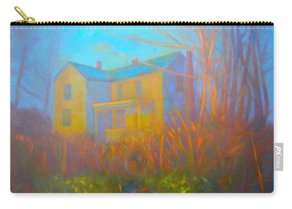 House In Blacksburg Carry-all Pouch