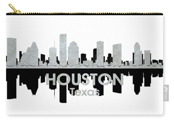 Houston Tx 4 Carry-all Pouch