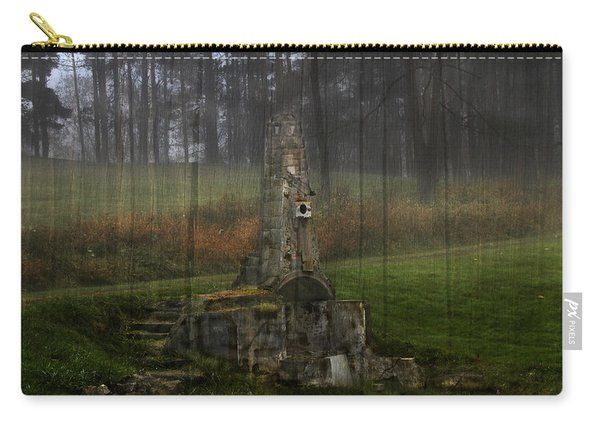 Howard Chandler Christy Ruins Carry-all Pouch