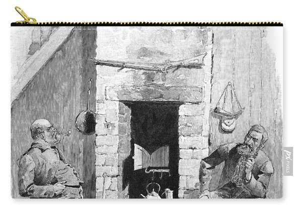 Hudson Bay Trappers, 1892 Carry-all Pouch