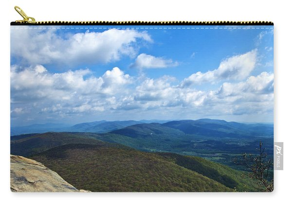 Humpback Rocks View North Carry-all Pouch