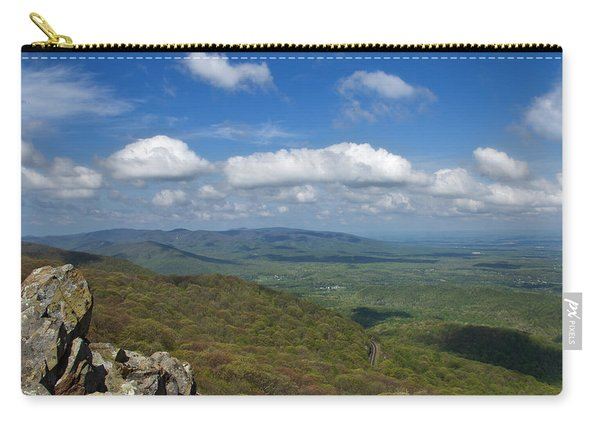Humpback Rocks View South Carry-all Pouch