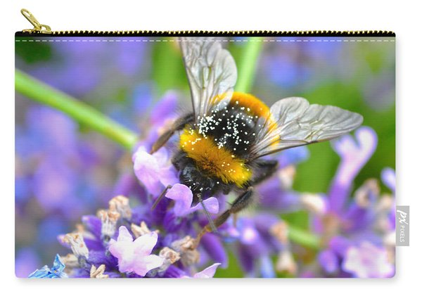 Hungry Bee Carry-all Pouch