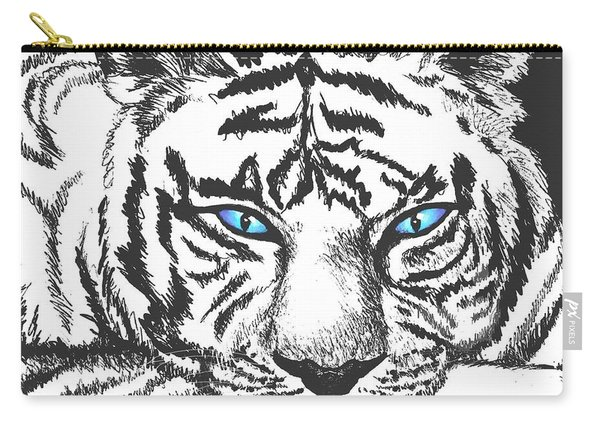Hungry Eyes Carry-all Pouch