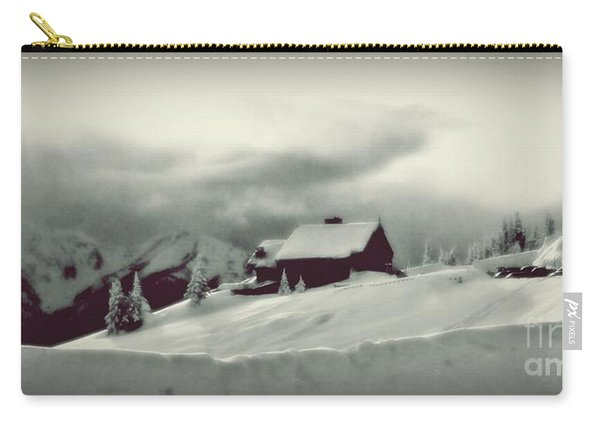 Hurricane Ridge By Steve Strand Carry-all Pouch